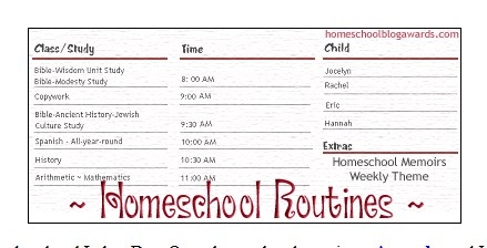 homeschool-memoris-3-routines